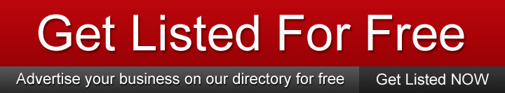 Get Listed For Free - Advertise your business our directory for free - Get Listed NOW